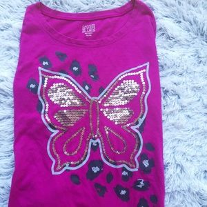 Canyon River Blues Pink Shirt for Girl SZ XL (18)